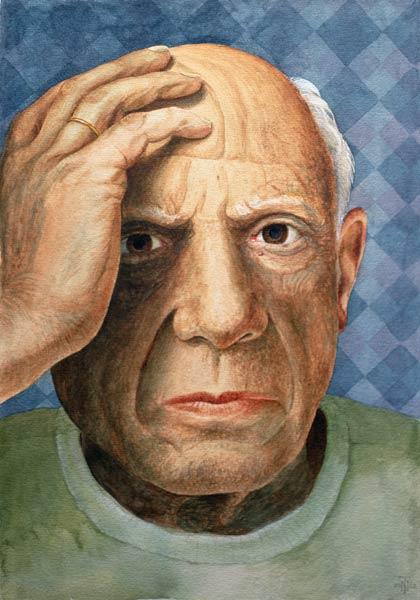 BerГјhmte Kunstwerke Picasso