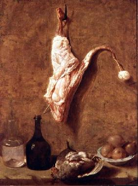 Still Life with a Leg of Veal