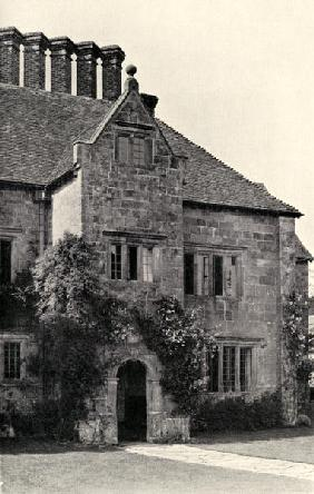 Bateman''s Burwash, Sussex, home of Rudyard Kipling, from ''Something of Myself'', published in 1937