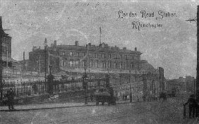 London Road Station, Manchester, c.1910