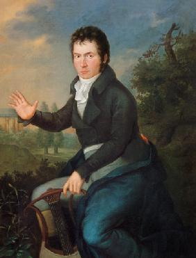 Beethoven , Portrait