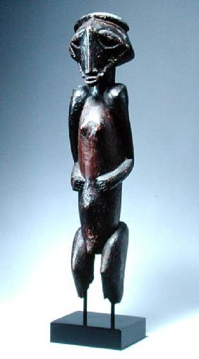 Figure, Bembe culture, from Democratic Republic of Congo