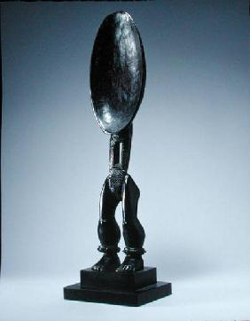 Spoon, Dan Culture, from Liberia or Ivory Coast