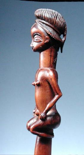 Spoon, Punu Culture, from Gabon
