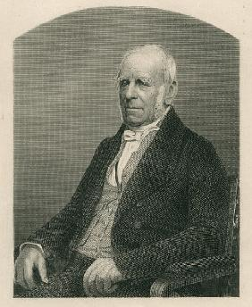 Henry Petty-Fitzmaurice, 3rd Marquis of Lansdowne; engraved by D.J. Pound from a photograph, from ''