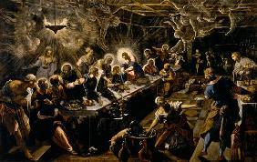 Tintoretto/The Last Supper (S. Giorgio)