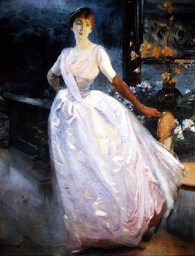 Portrait of the Artist's Wife, Madame Roger Jourdain