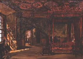 Queen Mary's Bedroom, Holyrood