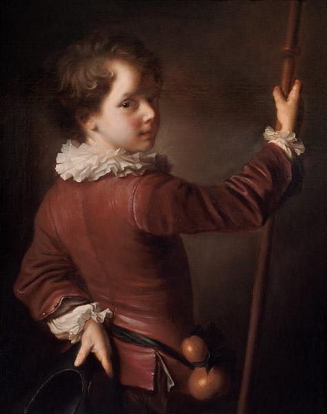 Portrait of a Young Pilgrim
