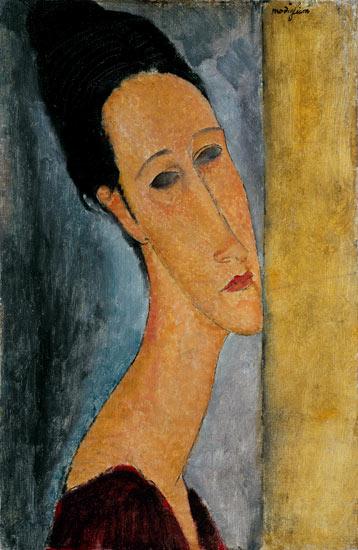 Jeanne, Modigliani