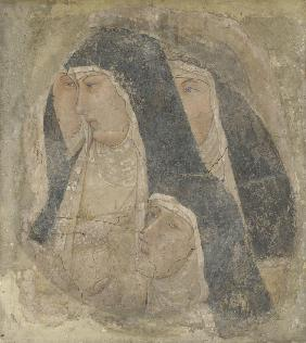 A Group of Four Poor Clares