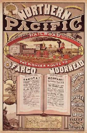 Northern Pacific Railroad ...