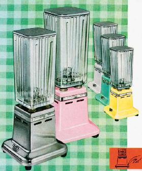 Five Vintage 1950s Kitchen...