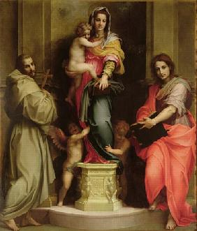 Madonna of the Harpies
