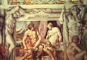 Venus and Anchises