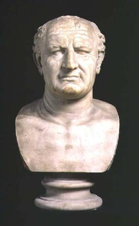 Bust of the Emperor Vespasian (Titus Flavius Vespasianus) (9-79)