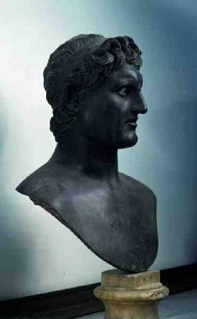 Bust of a Hellenistic Princepossibly Seleucus of Syria