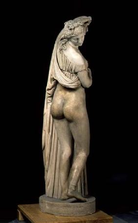 The Callipige Aphroditefrom the Farnese Collection