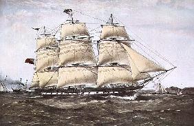 The Clipper Ship ''Anglesey''