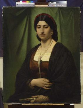 Portrait of a roman (Nanna)