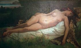 Resting Nymph