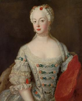 Crown Princess Elisabeth Christine von Preussen, c.1735