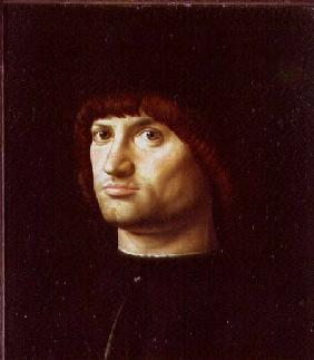 Portrait of a Man, or The Condottiere