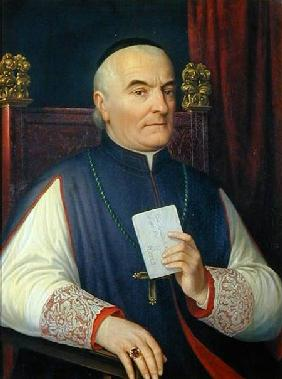 Portrait of Monsignor Ferdinando Baldanzi, Archbishop of Siena