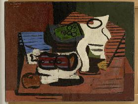 Still Life, 1926 (oil on canvas)