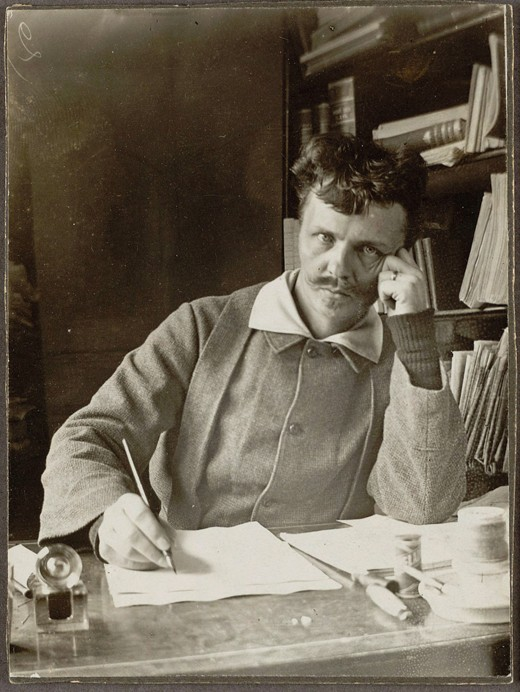 august strindberg Johan august strindberg was a swedish playwright, novelist, poet, essayist and  painter a prolific writer who often drew directly on his personal experience,.