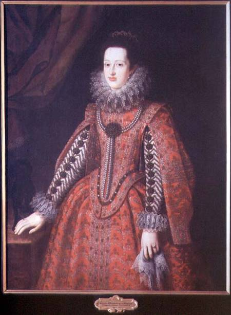 Duchess eleonora of mantua 1598 1633 2 austrian school - Mantua bagni catalogo ...