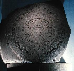 The Great Calendar Stone