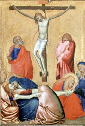 The Crucifixion and the Lamentation
