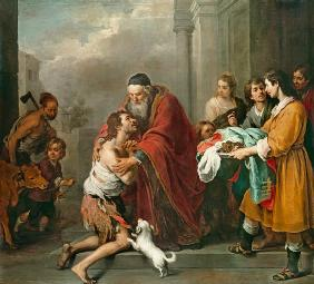 Homecoming of the Prodigal Son