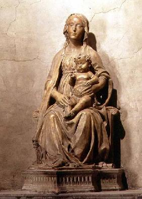 The Madonna of the Olives,...