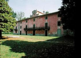 Villa Demidoff, begun 1568 (photograph)