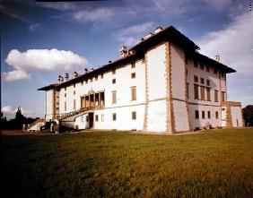 Villa Medicea di Artimino, 1594 (photo)