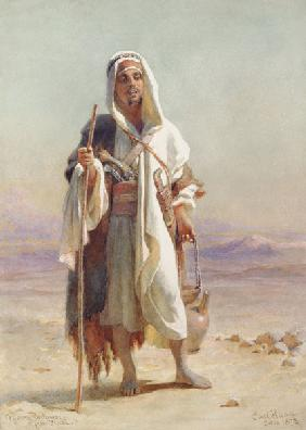 A Young Bedawee from Sinai
