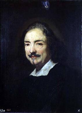 The Painter Andrea Sacchi, after Van Dyck