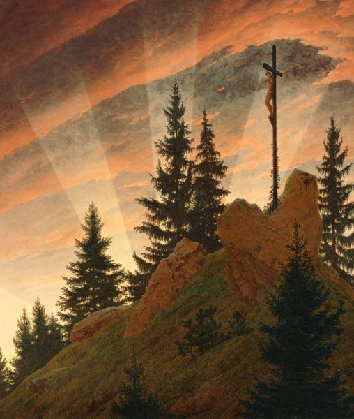 Caspar David Friedrich Stampe Riproduzioni E Quadri Del Artista