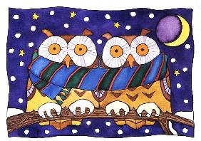 Owls by Night