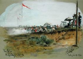 The Albert - First Stage, 900 yards, Bisley Camp