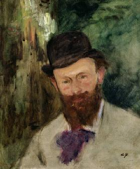 Portrait of Edouard Manet (1832-83)