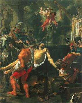 The Martyrdom of St. John Evangelist at the Porta Latina