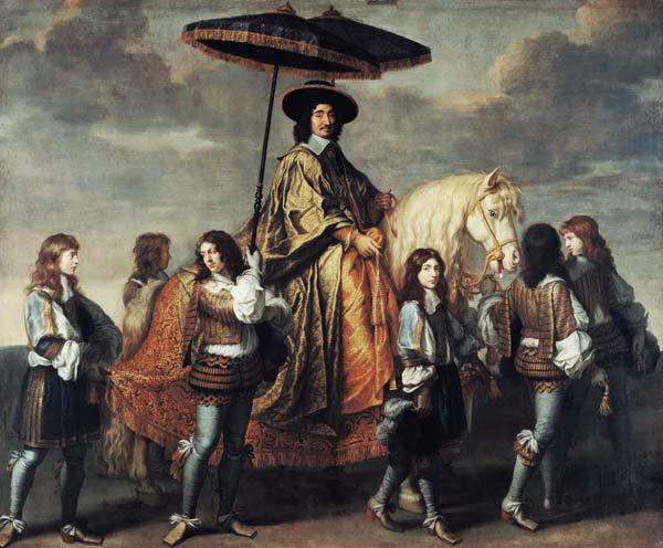 The Chancellor Seguier (1588-1672)