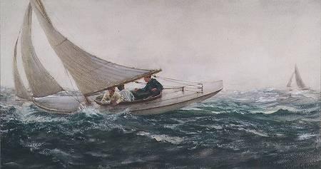 Charles napier hemy riproduzioni e dipinti di copia di for Stampe di baite