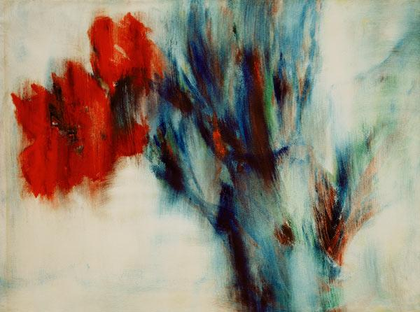 Christian Rohlfs, Rote Cannas