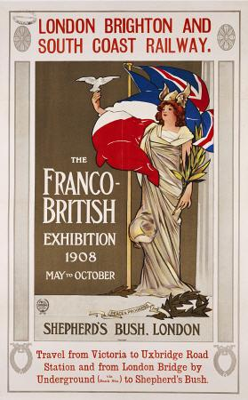 The Franco-British Exhibition, 1908