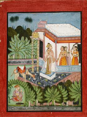 The Elopement Of Dhola And Maru