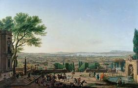City and Port of Toulon